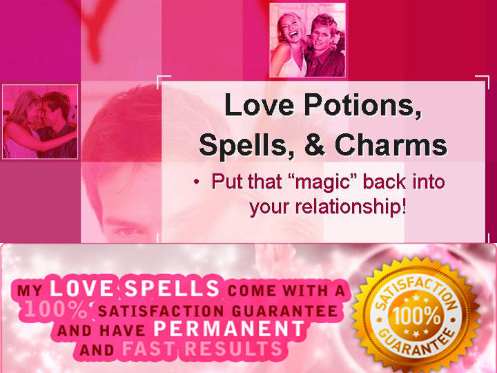 Love potions and spells