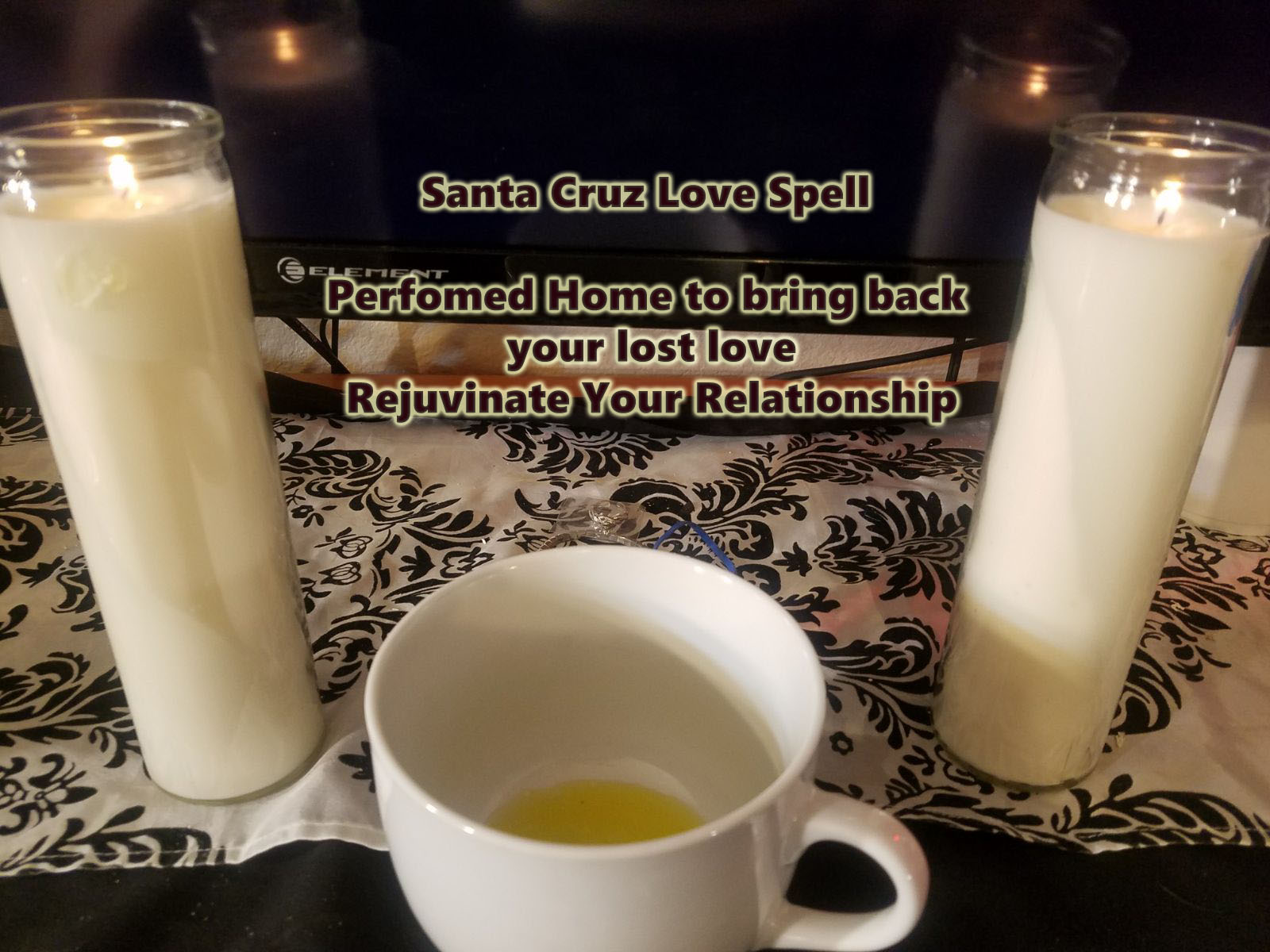 Lost Love Spells: Candle Love Spell